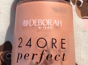 Review: 24ORE PERFECT Deborah Milano Fondotinta