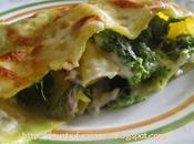 Lasagna broccoli salsiccia