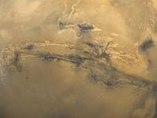 Ghiacciai Grand Canyon marziano?