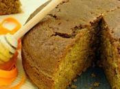 Torta rustica carote mandorle