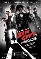 "cinema ""Sin City: donna uccidere"" diretto Miller Rodriguez"