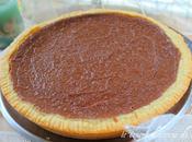 Sweet potato torta patate dolci Giorno Ringraziamento negli