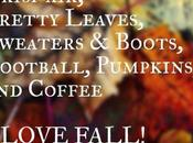 Tag: Ultimate Autumn Challenge cose preferite dell'autunno
