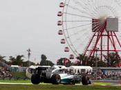 Giappone. Rosberg pole, prima fila Mercedes