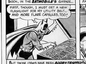 Batman inedito degli anni Settanta
