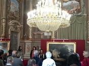 Castello Ducale Agliè Dipinti restaurati Salone Arduino