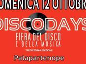 DiscoDays, fiera Disco della Musica Palapartenope
