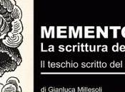 MEMENTO MORI SCRITTURA DELLA MORTE teschio scritto Convento Palagonia