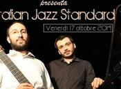 Jazz&Co. Italian Jazz Standard venerdi' ottobre 2014 Alba Torino.