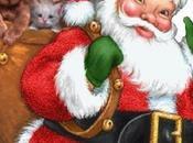 Schemi punto croce: Babbo Natale