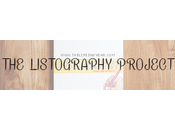 Listography Project part