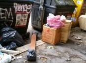 ottobre 2014 raccolta rifiuti ingombranti Piazza Vittorio