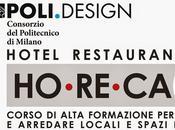 Ho.Re.Ca Design POLI.DESIGN CORSO PROGETTARE ARREDARE LOCALI INNOVATIVI- RIDUZIONI VOI.