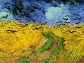 Campo Grano Corvi dramma Gogh