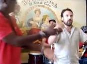 """Video. Napoletano Cuba canta Sole mio"""""""