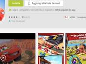 Cars: veloci come Saetta disponibile Google Play Store