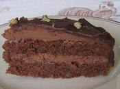 Torta cioccolato noci