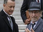 Steven Spielberg Hanks nuovo insieme durante Guerra Fredda