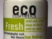 Deodorante ecobio Eco-Cosmetics Melograno Bacche Goji, recensione INCI