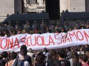Roma: migliaia studenti corteo contro Renzi Giannini (video)