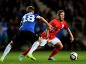 Estonia-Inghilterra 0-1: Rooney punizione voti degli inglesi
