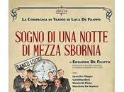 """""""TRACCE CULTURA"""": recensione spettacolo teatrale teatro Diana napoli """"sogno notte mezza sbornia"""" ottobre 2014 novembre 2014;"""