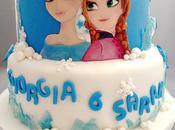 Torta Frozen Giorgia Sarah