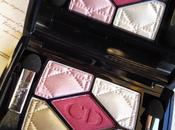 Dior Trafalgar eyeshadow palette Couleurs