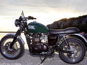 Triumph Bonneville 790cc Andrea Bolzan