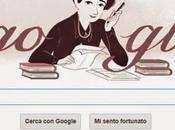 Doodle Google. Hannah Arendt: banalità male