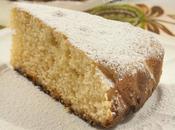 Torta paradiso farina d'orzo miele Paradise cake with barley flour honey