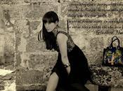 Borse dipinte mano, Giuditta Klimt.