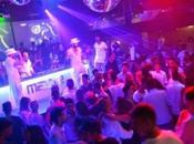 Made Club Como: 17/10 Cenando Ballando Matteo Lotti Glitter, Luka Monkey