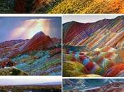 China Danxia Landform -World Heritage List. colori incredibili!
