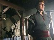 """Once Upon Time Scott Michael Foster rapporto Anna Kristoff, Snow Queen Sven"