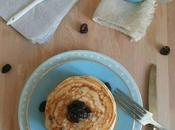 One-cup cranberries pancakes