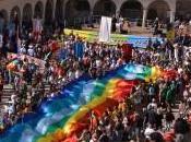 """""""ponte"""" Perugia-Assisi, mila """"Marcia della Pace"""". Cento anni dallo scoppio prima guerra mondiale"""