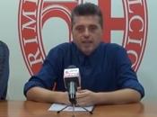 (VIDEO)Amici Rimini Calcio consegna defibrillatore Settore giovanile