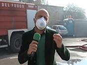 """Video. Luca Abete sull'incendio Napoli: avevo detto"""""""