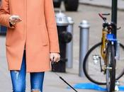 Winter trend: Colored Coat
