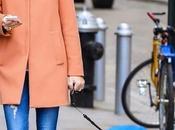 Winter trend: Colored Coat