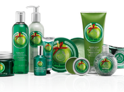 "Linee Natalizie 2014 firmate ""The Body Shop"""