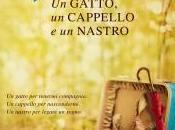 """gatto, cappello nastro"""" Joanne Harris torna libreria"""
