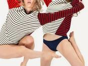 Petit Bateau Cedric Charlier interpretano creatività leggendarie righe marinière brand