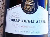 Oltrepò Pavese Pinot Nero Spumante Brut Metodo Charmat Lungo Torre degli Alberi 2012