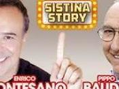 "Recensioni teatro: ""sistina story"" enrico montesano pippo baudo"