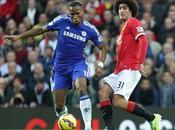 Manchester United-Chelsea 1-1, pagelle: Drogba Persie mattatori