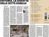 Principali Gruppi Editoriali Italiani 2009 2013 semestre 2014