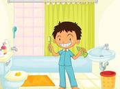 Lavarsi denti prima dormire: Spazzolino MostroMangiadenti