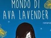 ESCE OGGI: straordinario mondo Lavender Leslye Walton